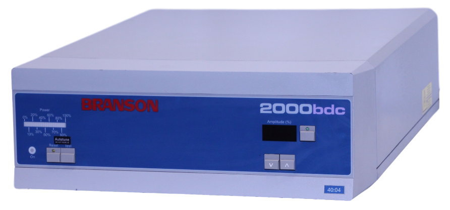 Branson Ultrasonic 2000 series power supply repair and sale