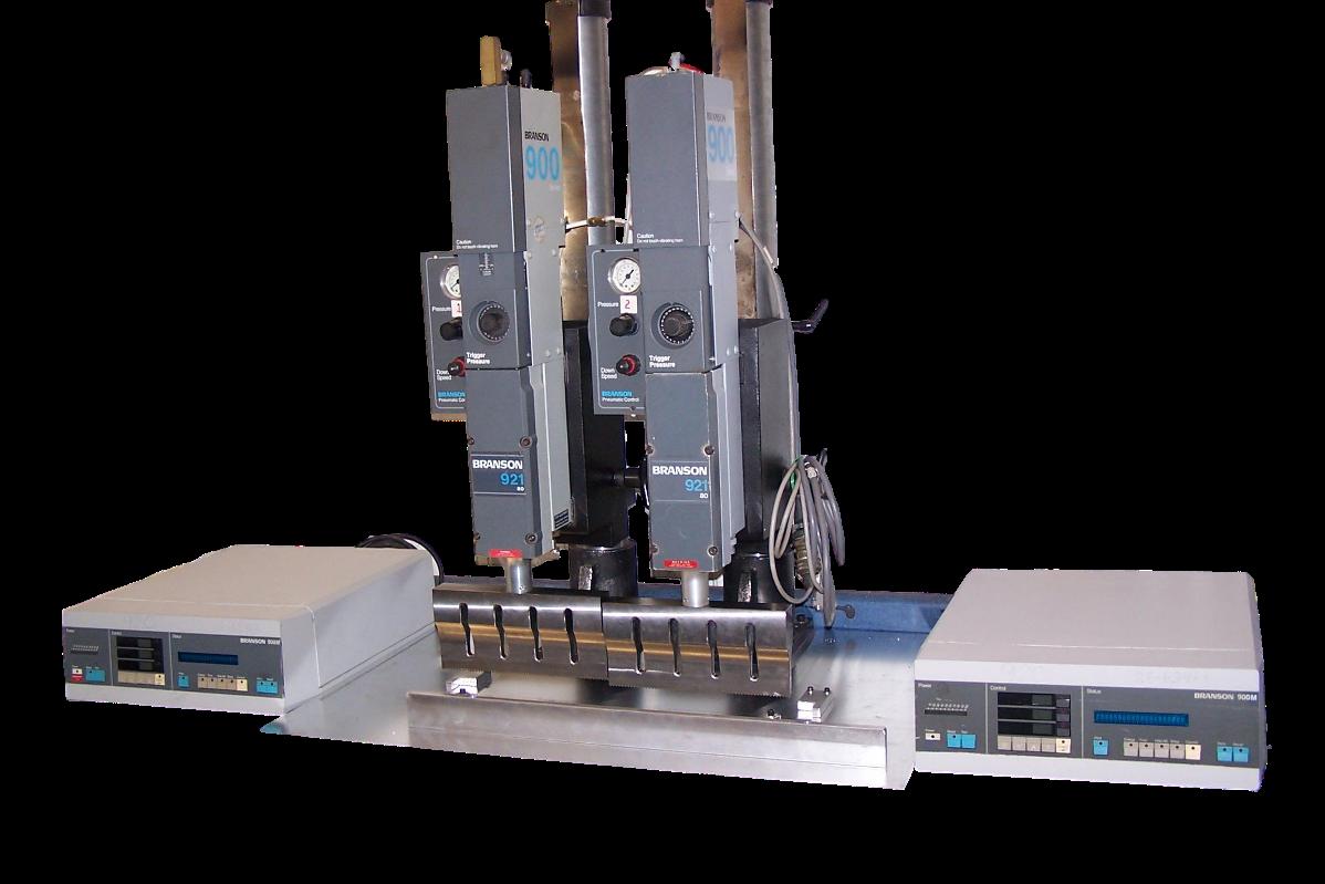 Branson Ultrasonic Welder actuator repair